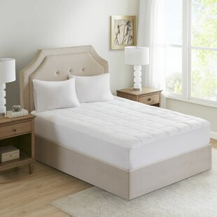 Evan 300 Thread Count Tencel Filled Polyester Mattress Pad