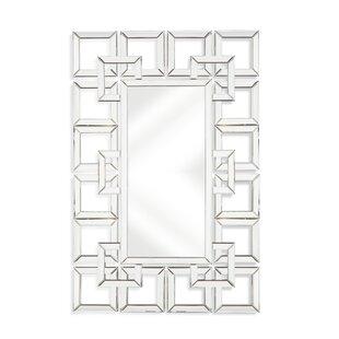 Mercer41 Rectangle Glass Wall Mirror