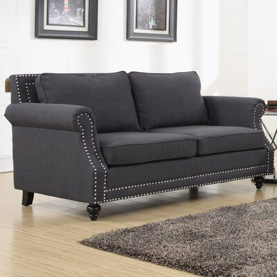 Miraculous Three Posts Cadwell Loveseat Ibusinesslaw Wood Chair Design Ideas Ibusinesslaworg