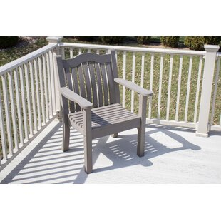 Highland Dunes Hornsea Ironwood Modern Adirondack Chair