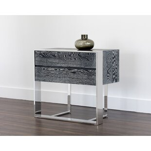 Sunpan Modern Club Dalton End Table