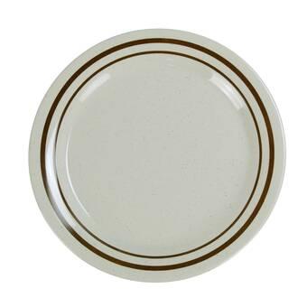 Gracie Oaks Jessika 13 Melamine Dinner Plate Wayfair