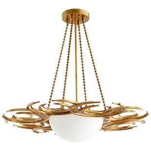 Cyan Design Vivian 3-Light Bowl Pendant