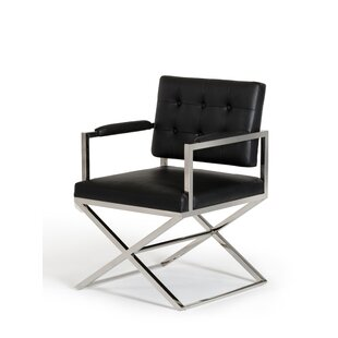 Clower Modern Arm Chair by Orren Ellis