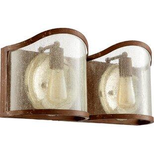 Lark Manor Boissonneault 2-Light Vanity Light