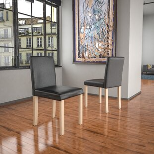Sherlene Upholstered Dining Chair (Set Of 2) By Ebern Designs