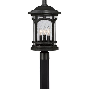 Sheppard 3-Light Lantern Head By Longshore Tides Outdoor Lighting