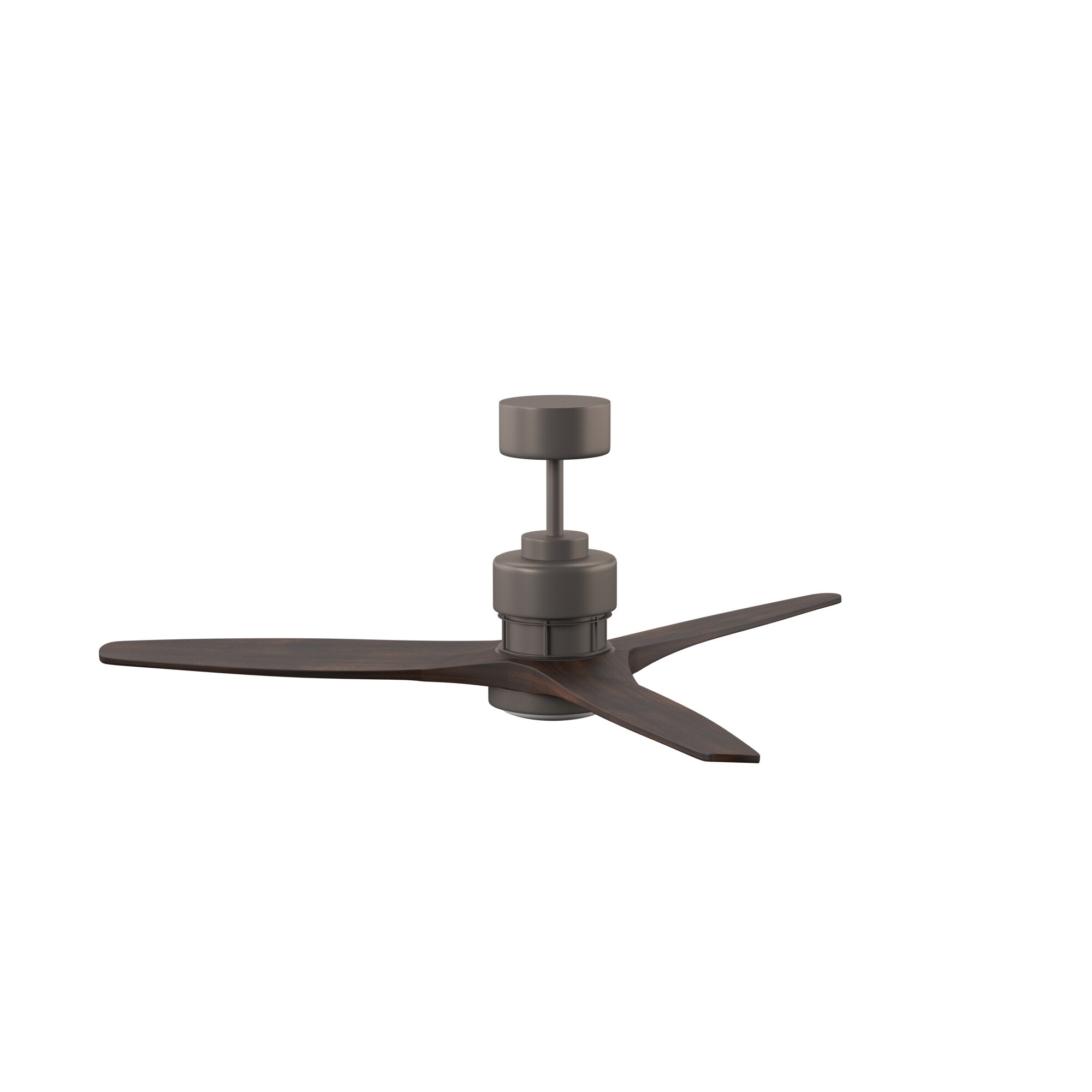 52 Mcdaniels 3 Blade Led Ceiling Fan With Remote Light Kit Included Reviews Allmodern