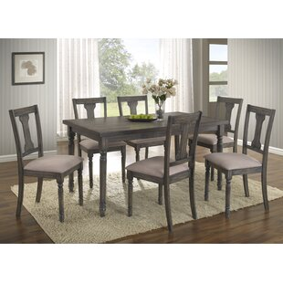 Neal 7 Piece Dining Set Gracie Oaks