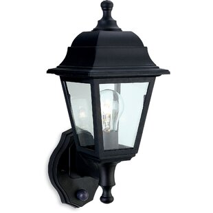 Moncayo 1 Light Outdoor Sconce Image
