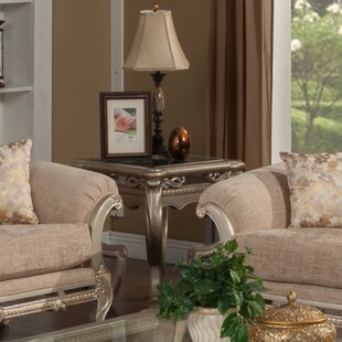 Best Reviews Oak Hill End Table by Astoria Grand