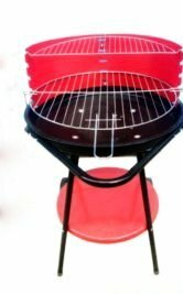 Artica USA Babou BBQ Tipi Portable Charcoal Grill