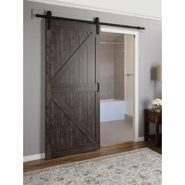 8 Ft Barn Door Wayfair