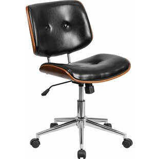 Crotts Task Chair by George Oliver Great Reviews