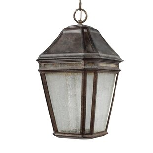 Darby Home Co Maxine 3-Light Outdoor Hanging Lantern