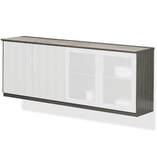 Mayline Group Medina Low Wall Storage Cabinet