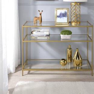 Alvar 3 Tiered Console Table by Willa Arlo Interiors