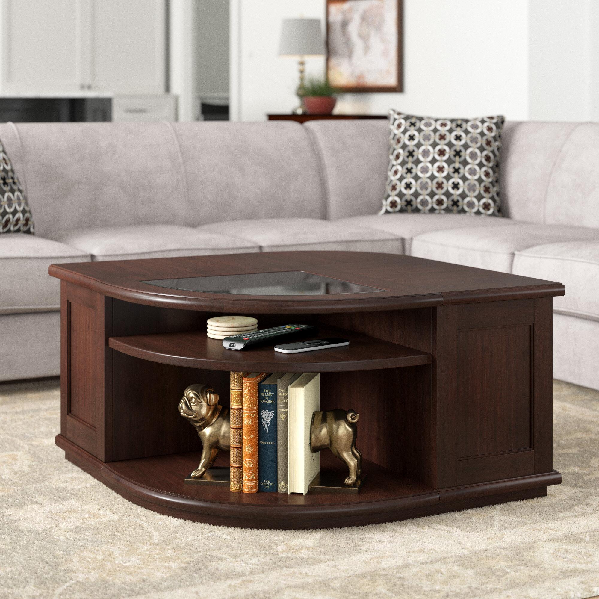 Darby Home Co Lorene Lift Top Coffee Table Reviews Wayfair