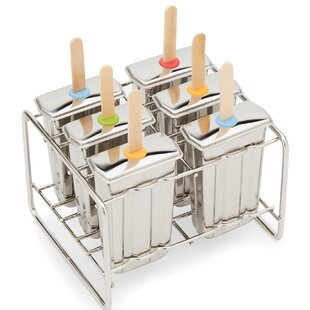18/8 Stainless Steel BPA-Free Ice Pop Maker