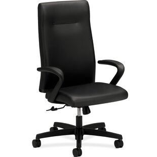 Ignition Seating Series Genuine Leather Task Chair