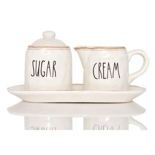 Copper Sugar And Creamer Wayfair
