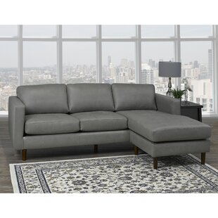 Boettcher Leather Sectional