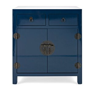 Chambray 2 Door Accent Cabinet..