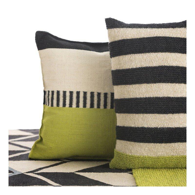 Gan Rugs Chic Lumbar Pillow