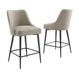 Nivens 24 Counter Stool (Set of 2) by Brayden Studio®