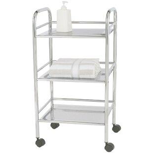 Cosimo 41cm X 75cm Bathroom Shelf By Symple Stuff