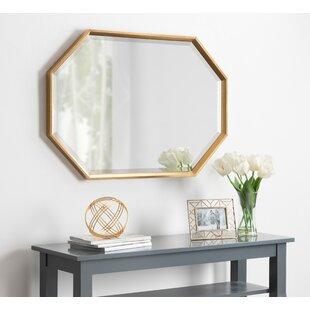 Large Octagon Mirror Wayfair