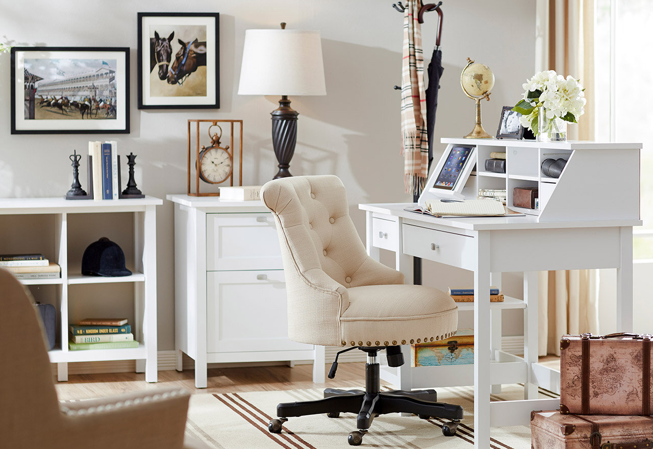 10 Home Office Ideas To Boost Your Productivity Wayfair