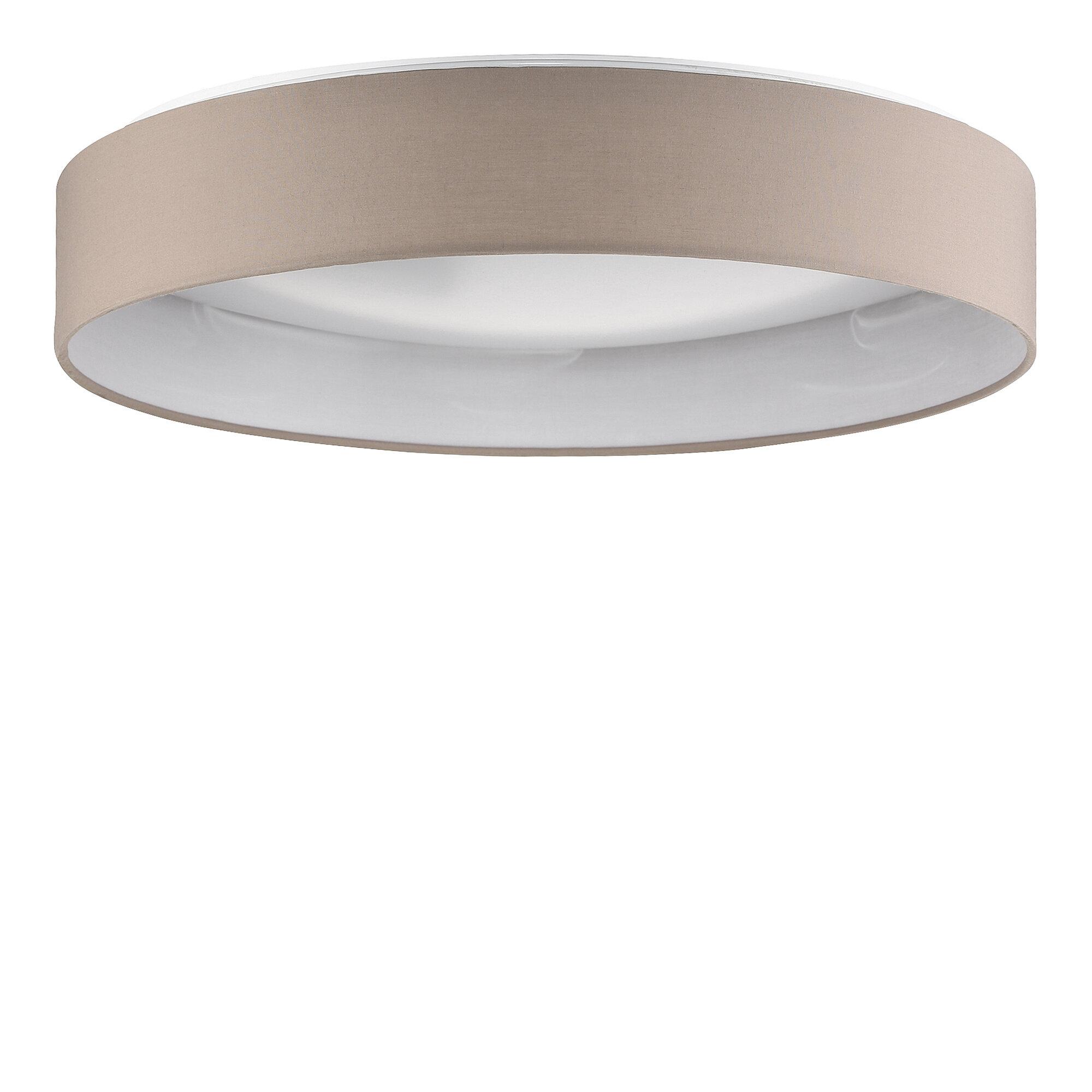 Zipcode Design Carley 1 Light Led Flush Mount Reviews Wayfair Co Uk