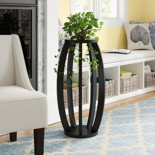 Read Reviews Newbern Pedestal Plant Stand By Alcott Hill