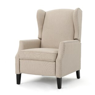 Oona Manual Recliner by Andover Mills