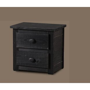 Chestertown 2 Drawer Nightstand