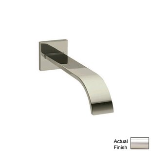 Rohl Wave Non Diverter Tub Spout