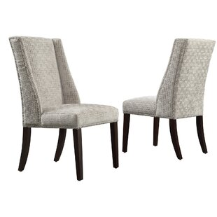 Anke Wingback Side Chair (Set of 2)