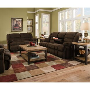 Darby Home Co Mendes Reclining Configurable Living Room Set