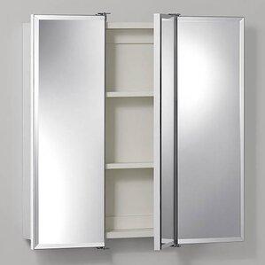 Modern Tri-View Medicine Cabinets | AllModern