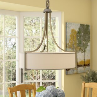 Charlton Home Ellerman 3-Light Pendant