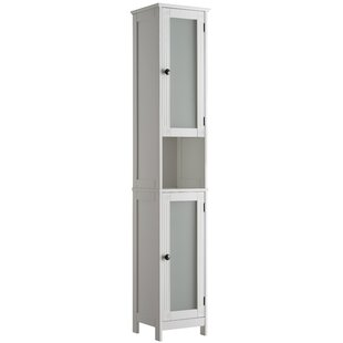 Archie 32 X 170cm Tall Bathroom Cabinet By Quickset