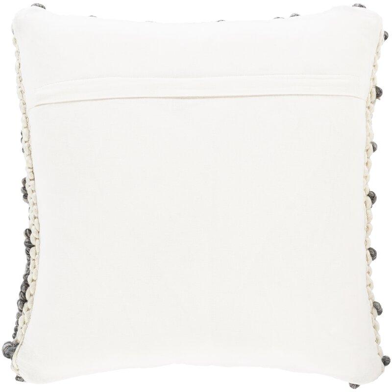 Allmodern Morell Throw Pillow In No Fill Wayfair