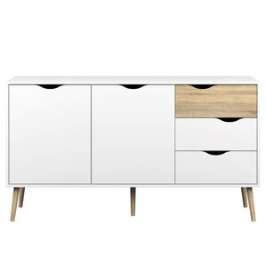 Zephyr 5 Drawer Sideboard by Langley S..