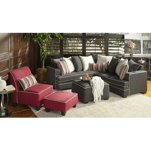 Hypnos Configurable Living Room Set by Flair