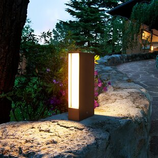 Bouvet Outdoor 1 Light LED Pathway Light By Sol 72 Outdoor