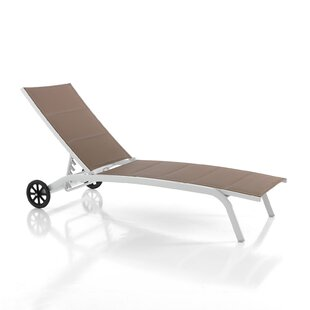 Mager Reclining Sun Lounger By Sol 72 Outdoor