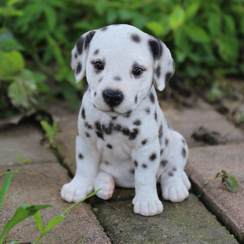 Hi Line Gift Ltd Dalmatian Puppy Statue Reviews Wayfair