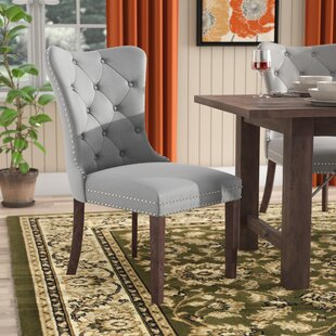 Ratchford Upholstered Dining Chair (Set of 2) DarHome Co