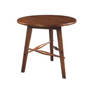 Round End Table by MacKenzie-Dow